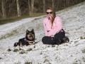 IJslandse Honden Wintersport Oostenrijk 2016 (31)